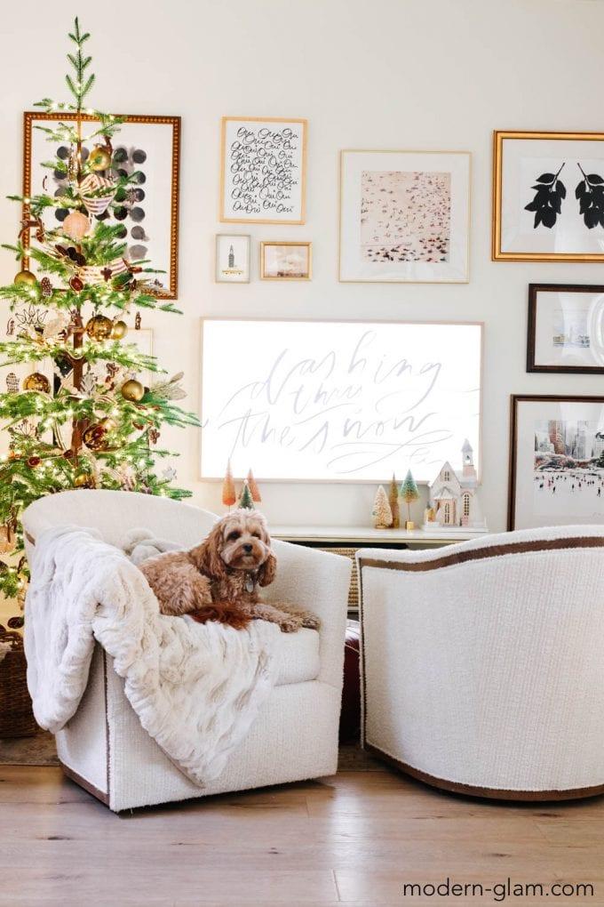 hygge winter home decor