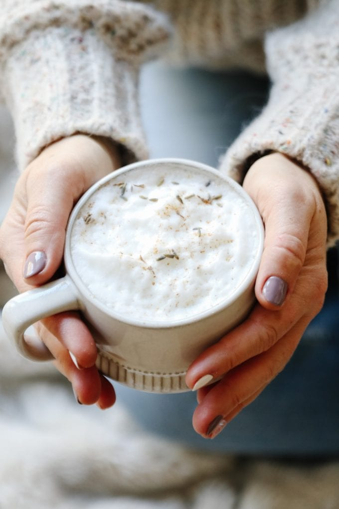 healthy earl grey tea latte recipe