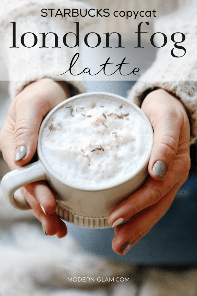 healthier starbucks london fog latte