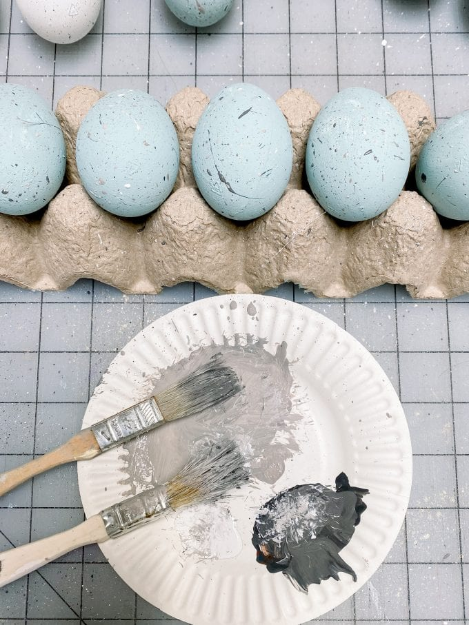 make your own spring decorations