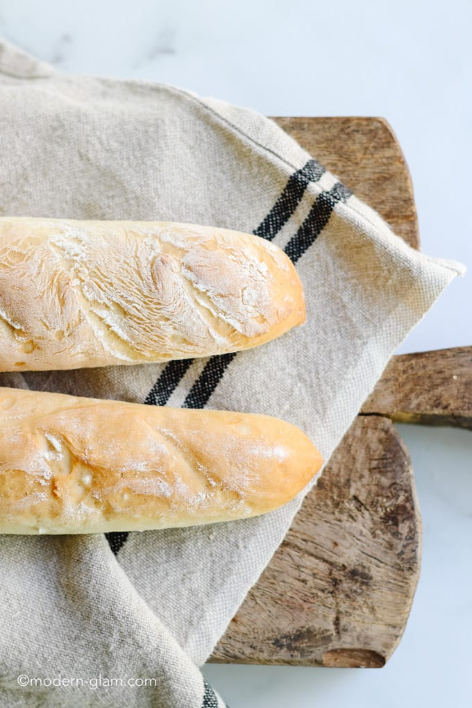 french baguette recipe
