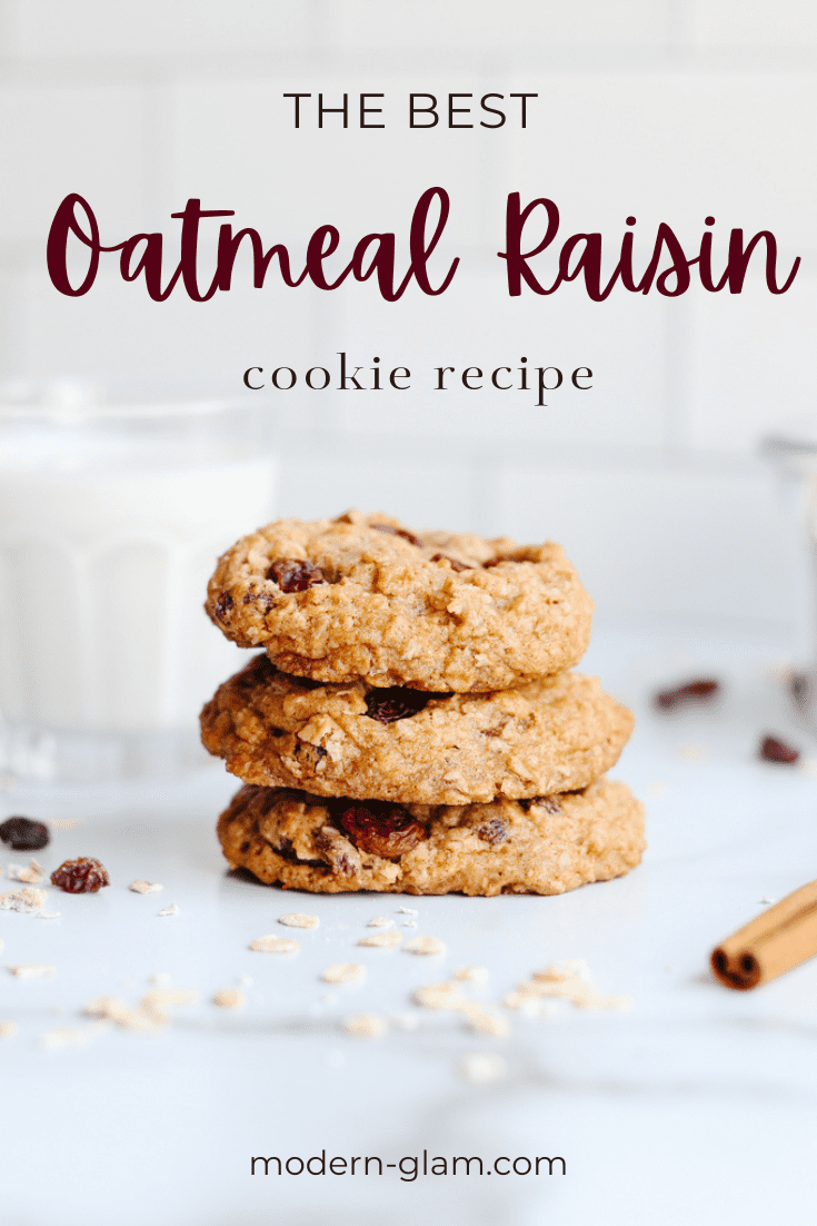 how to make the best cookies via @modernglamhome