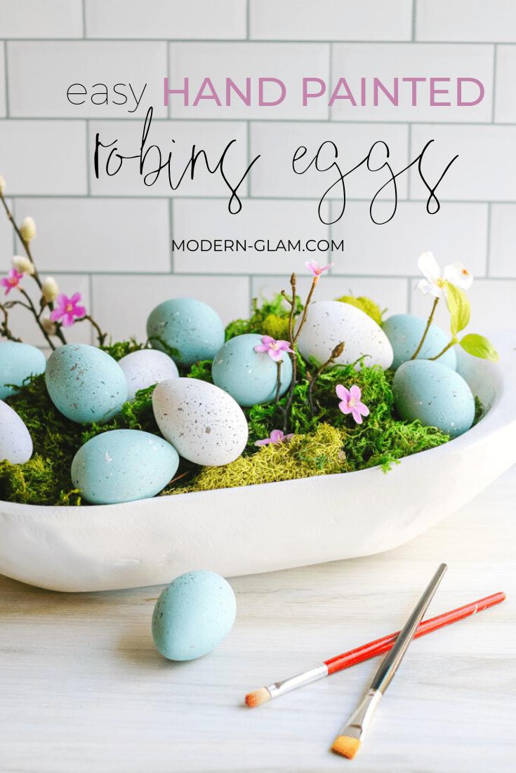 easy spring DIY idea via @modernglamhome