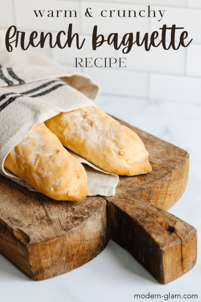 1 hour french bread recipe