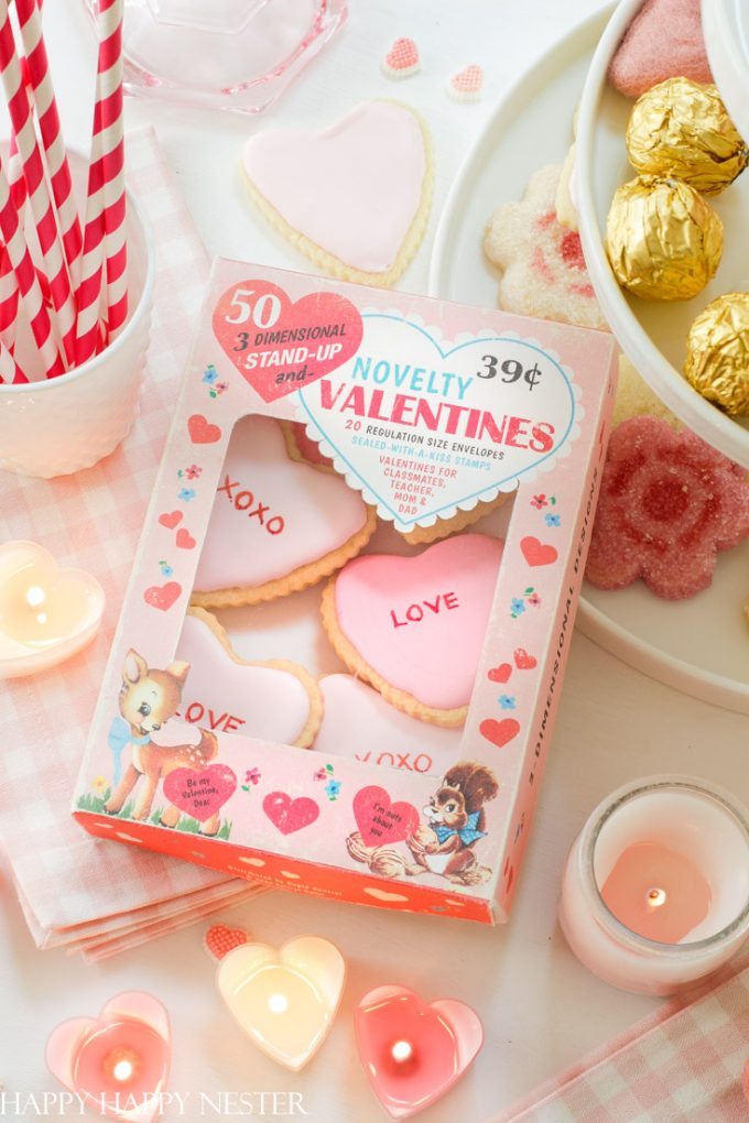 valentine's day gift box diy