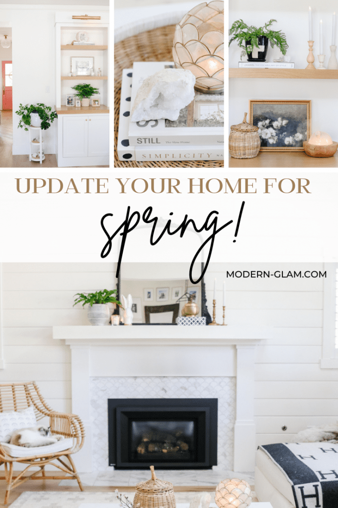 5 updates to make to your home for spring