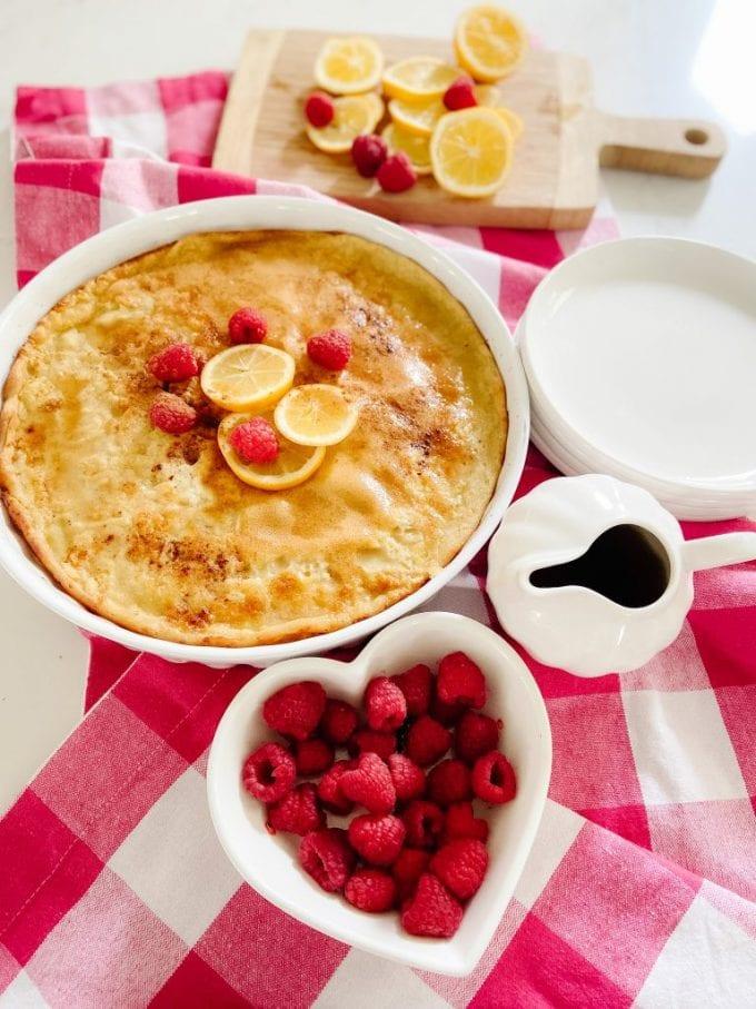 keto dutch baby pancake recipe