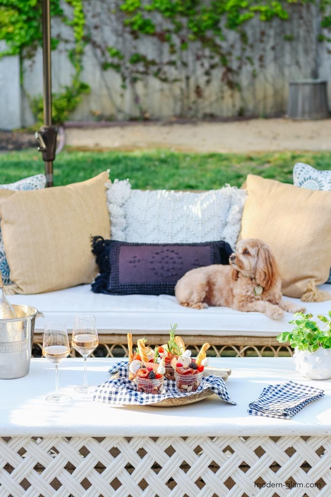 tips for creating a cozy summer porch