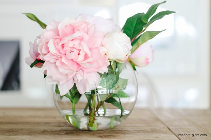 how to make a fake flower bouquet