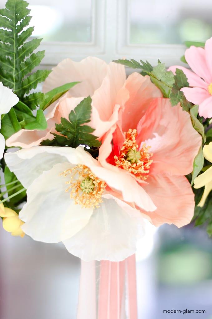 summer wreath for your front door
