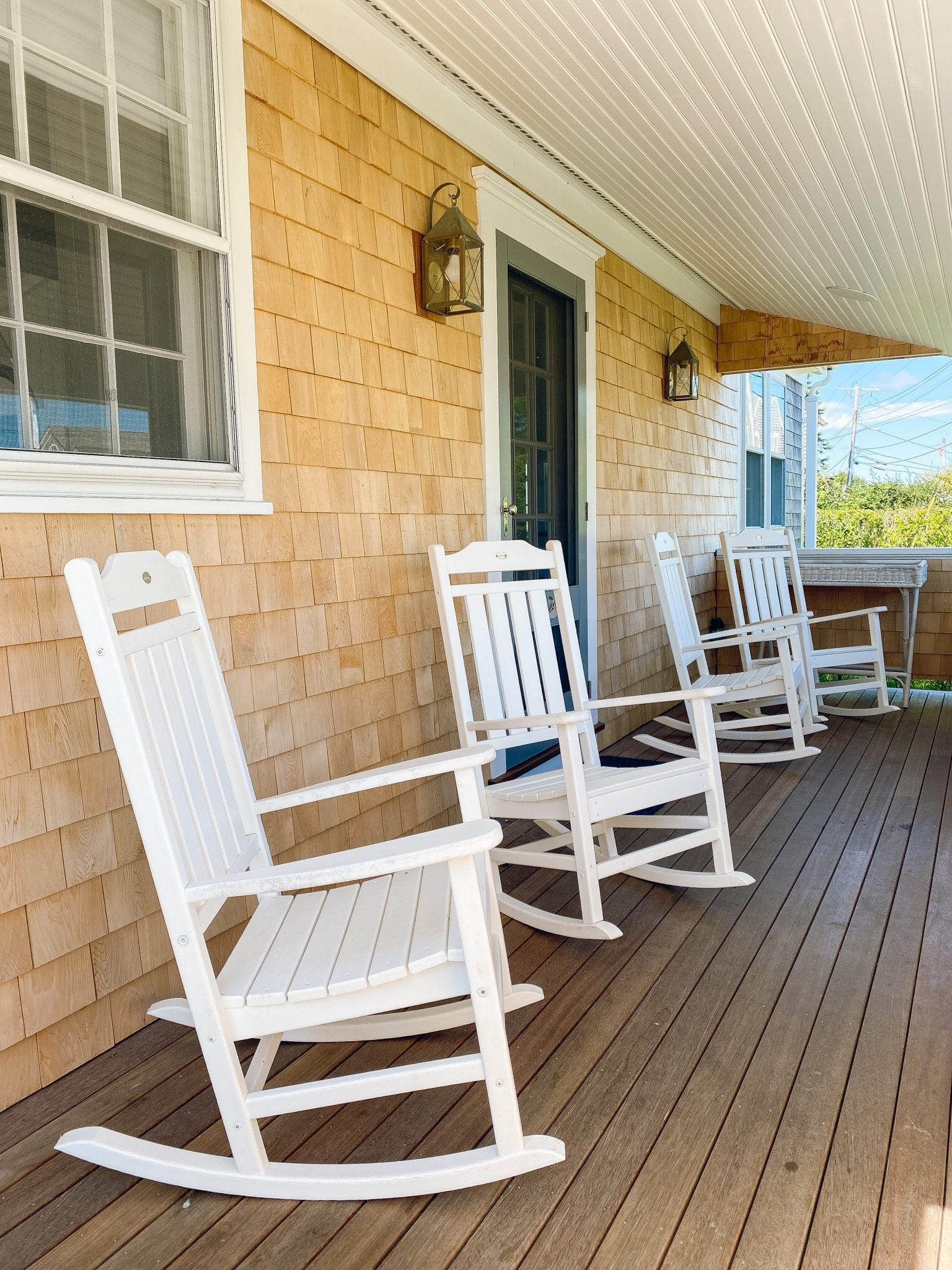 Nantucket houses