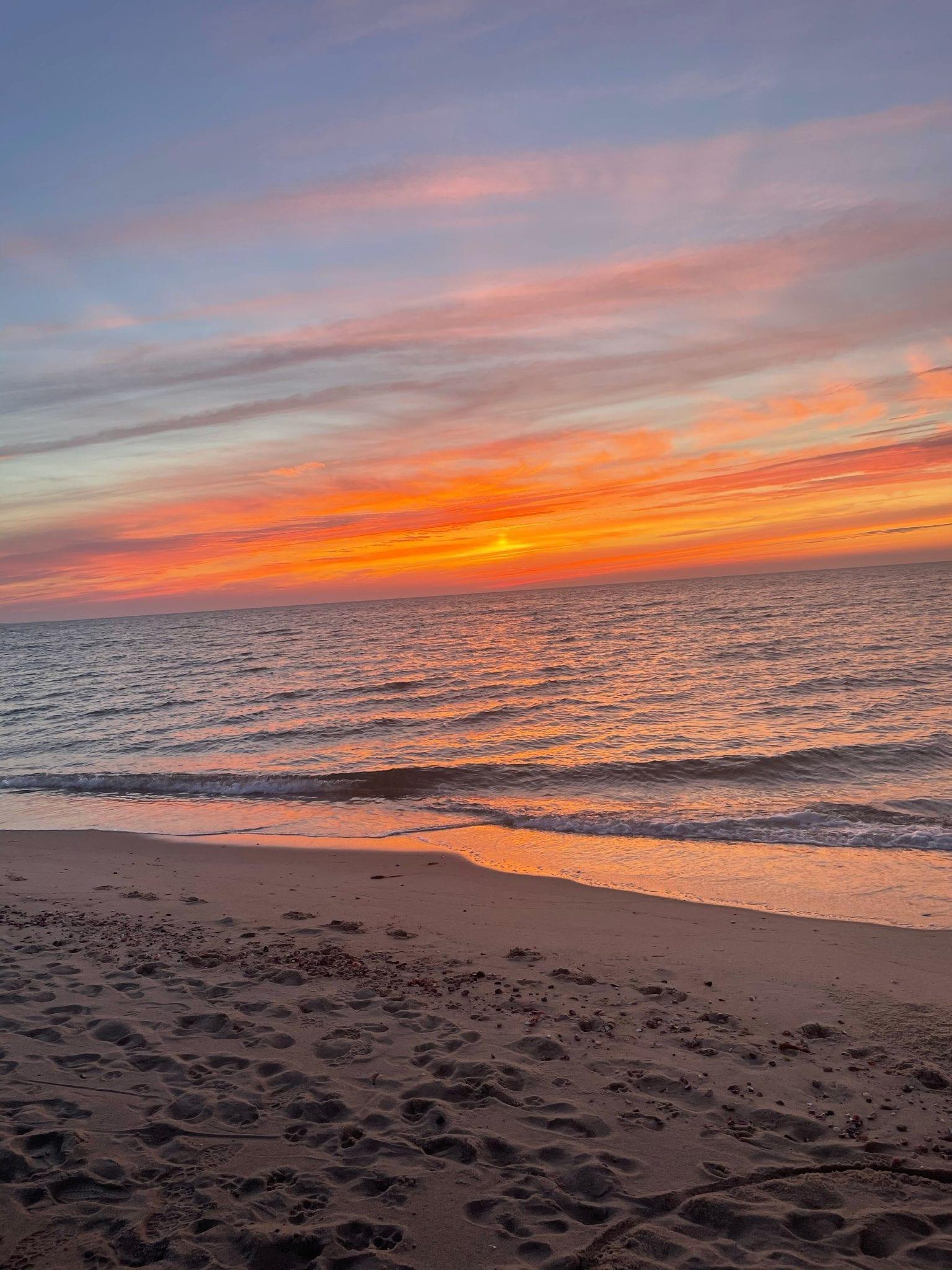 Best Nantucket Sunset