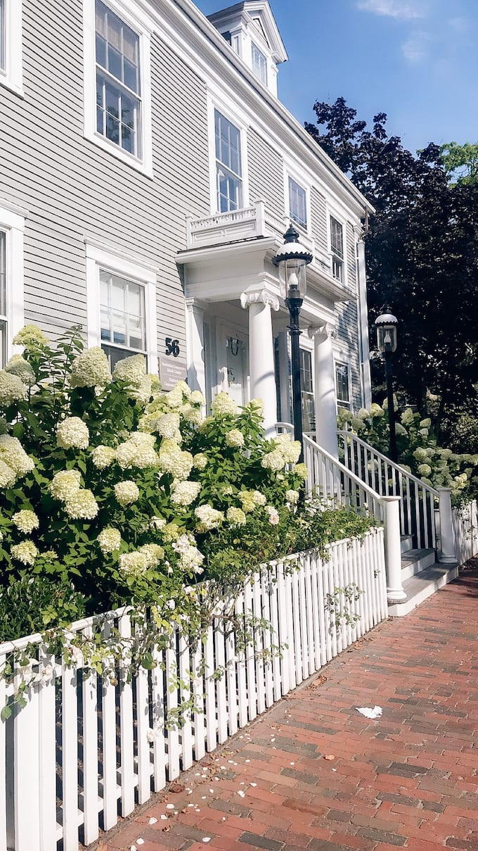 Where to Stay Nantucket