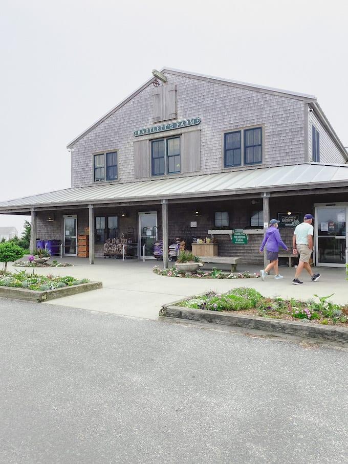 Bartlett Farm Nantucket