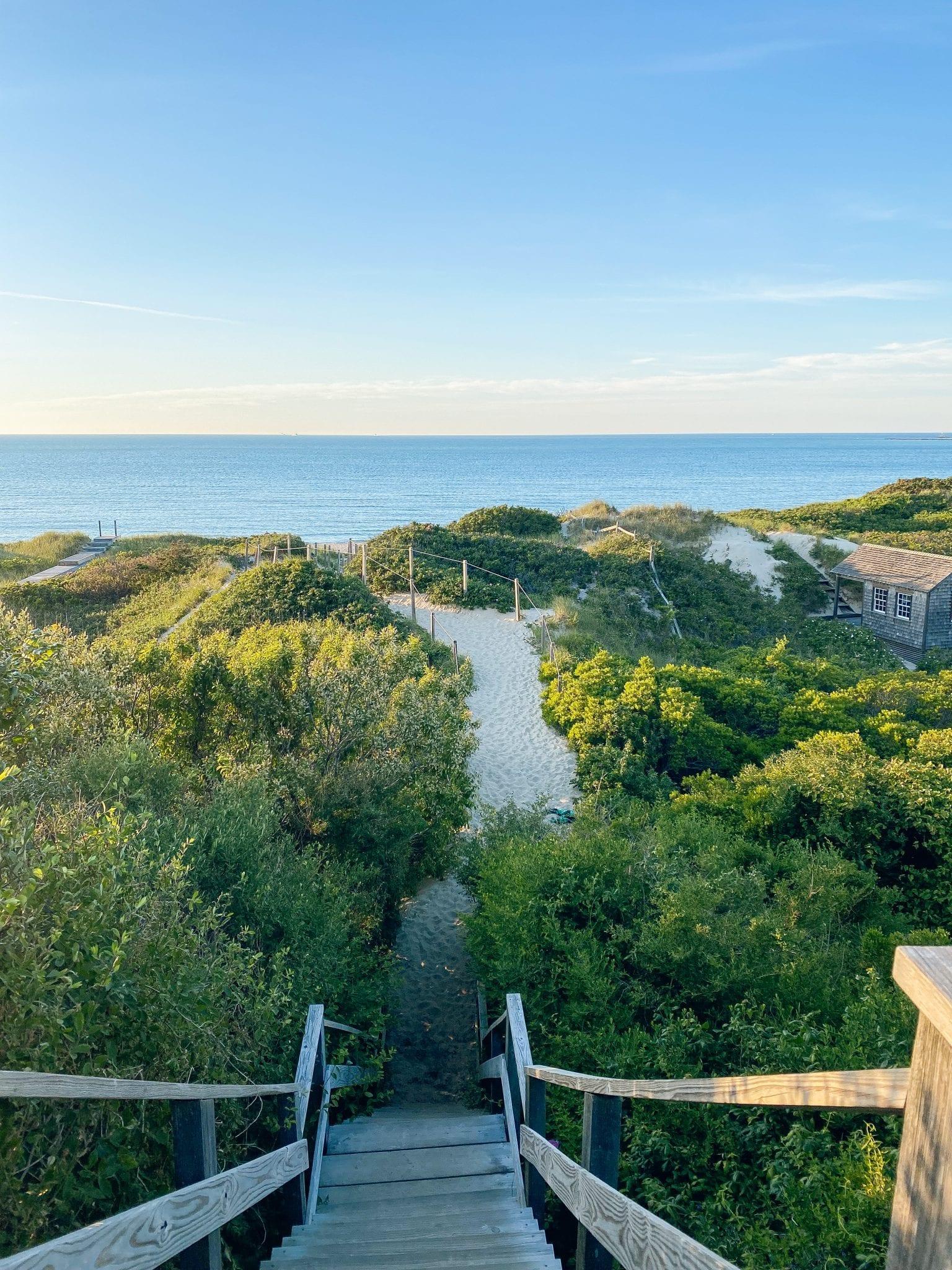 Steps Beach, Nantucket