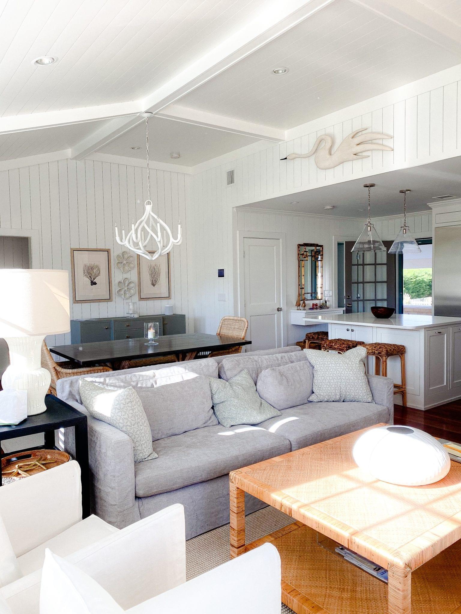 Coastal Modern Interior
