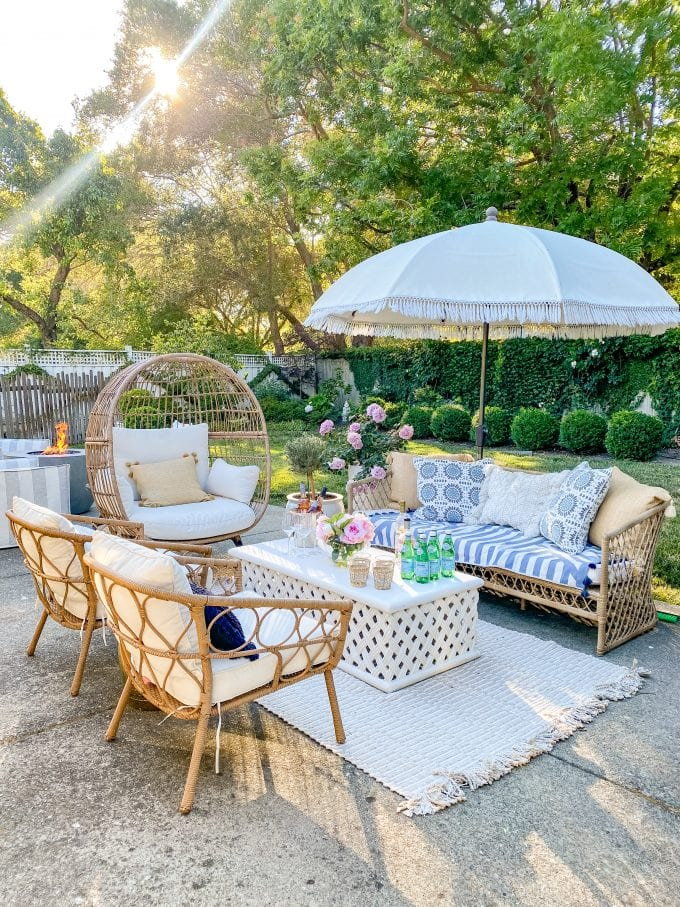 outdoor entertaining ideas for summer