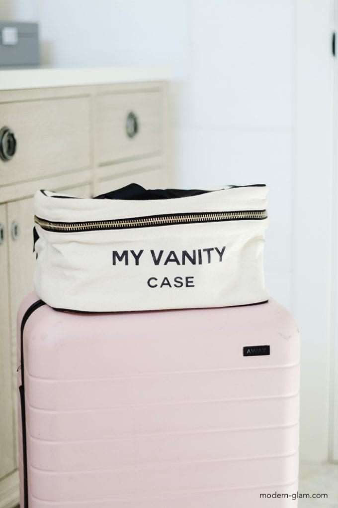 how to pack your carry-on for a week long trip