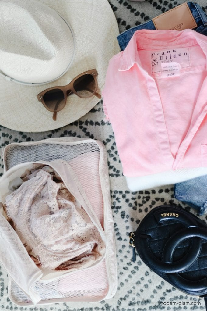tips for packing suitcase