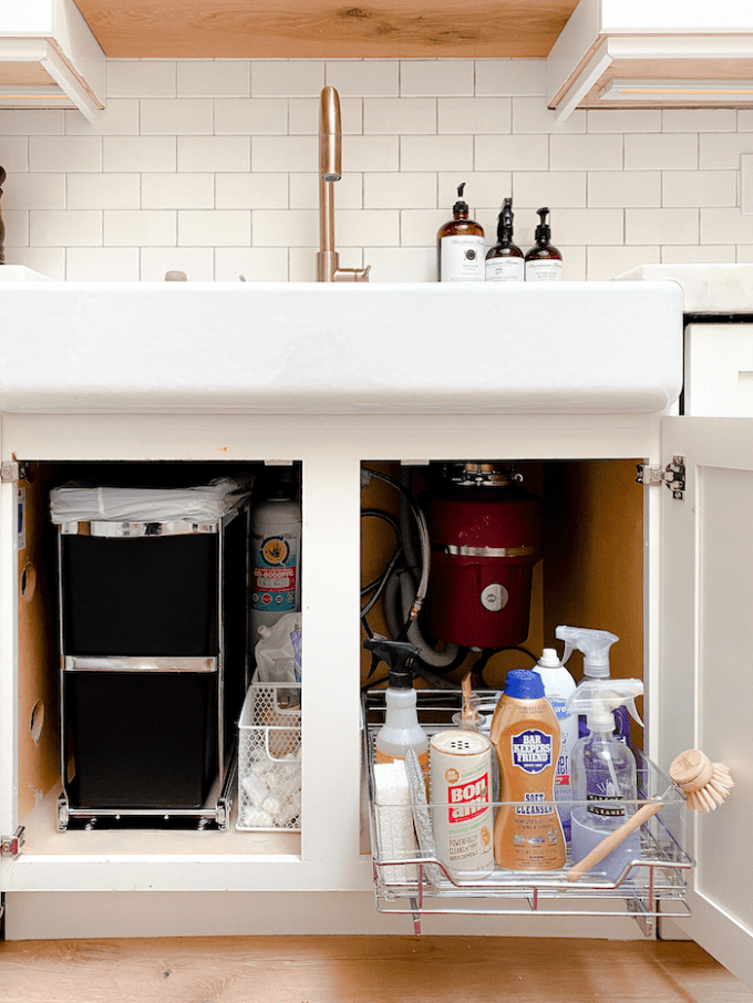 how to shop for kitchen organization