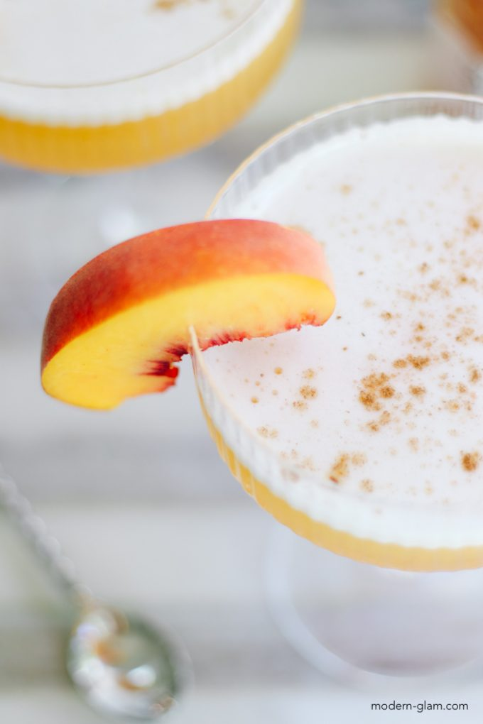 whiskey sours made with jam