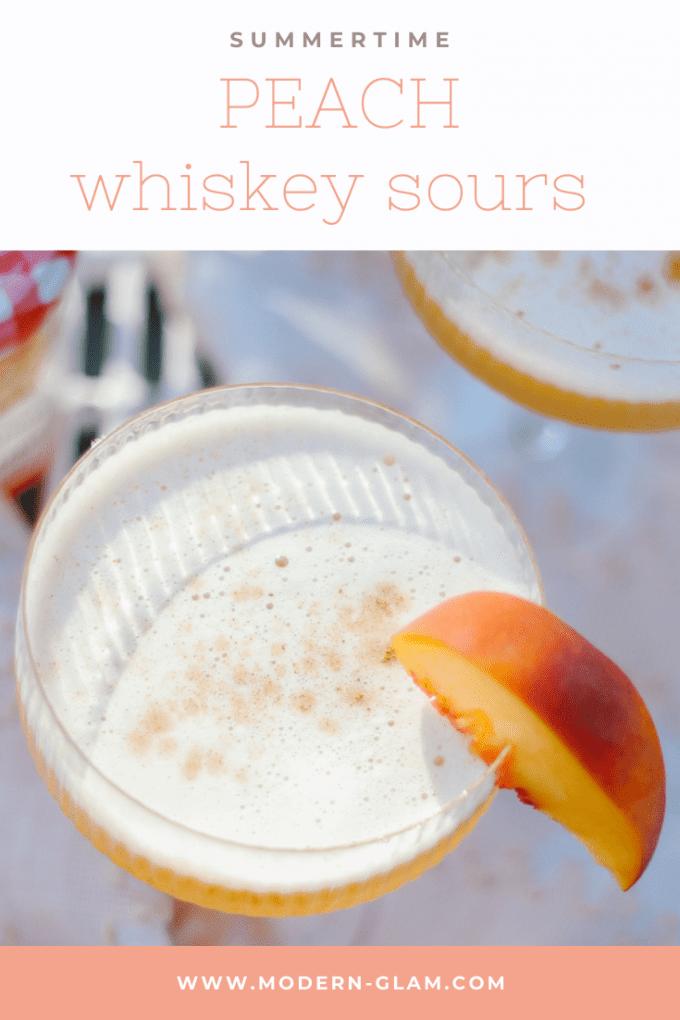 peach pie cocktail recipe