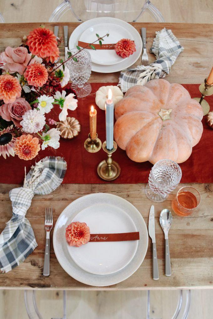 fall dinner party menu ideas