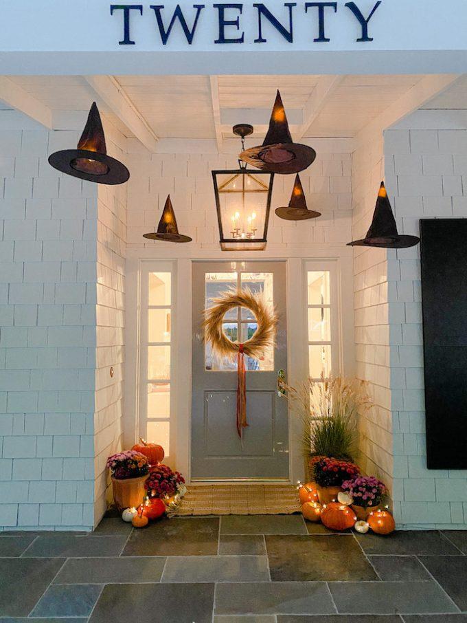subtle halloween decorations