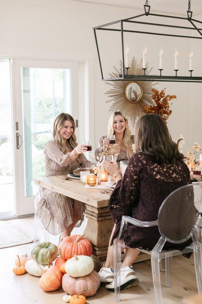 event planner tips for thanksgiving dinner